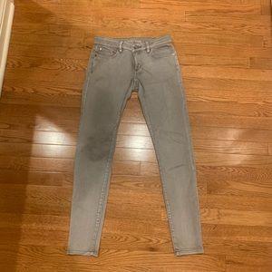 Michael kors gray jeans